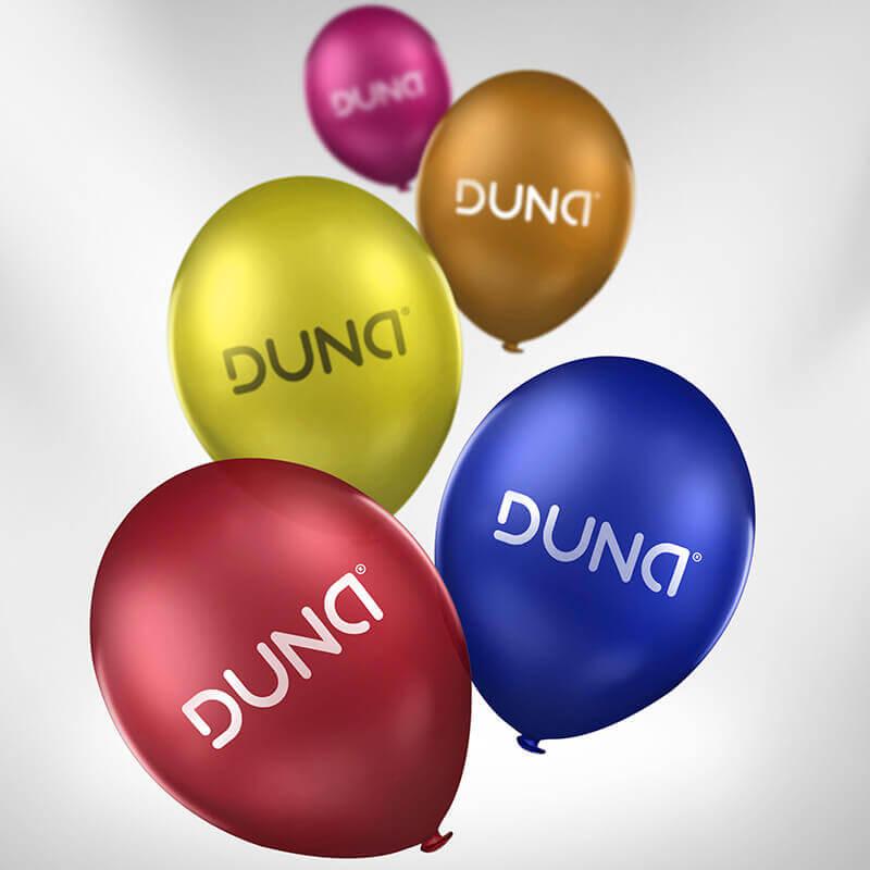 """Повітряні кульки """"DUNA"""""""