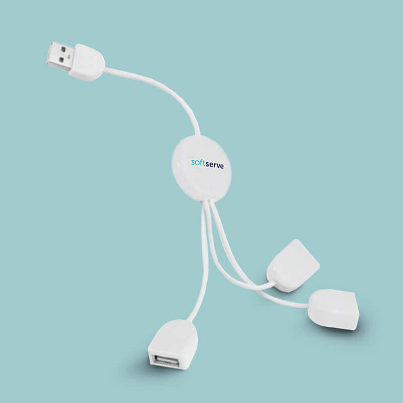 "USB-hub ""SoftServe"""