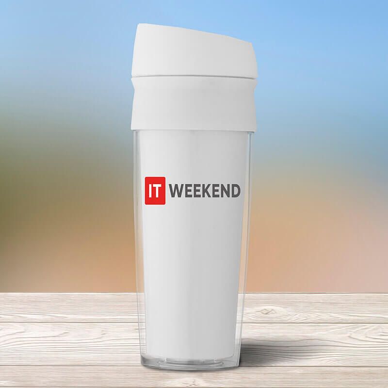 "Термочашка ""IT WEEKEND"""