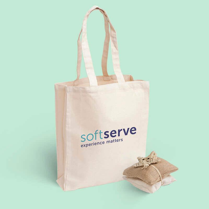"""Еко-сумка """"SoftServe"""""""