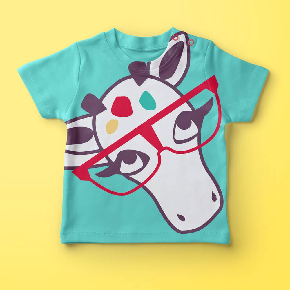 """Друк на дитячому одягу для """"DADDY'S"""""""