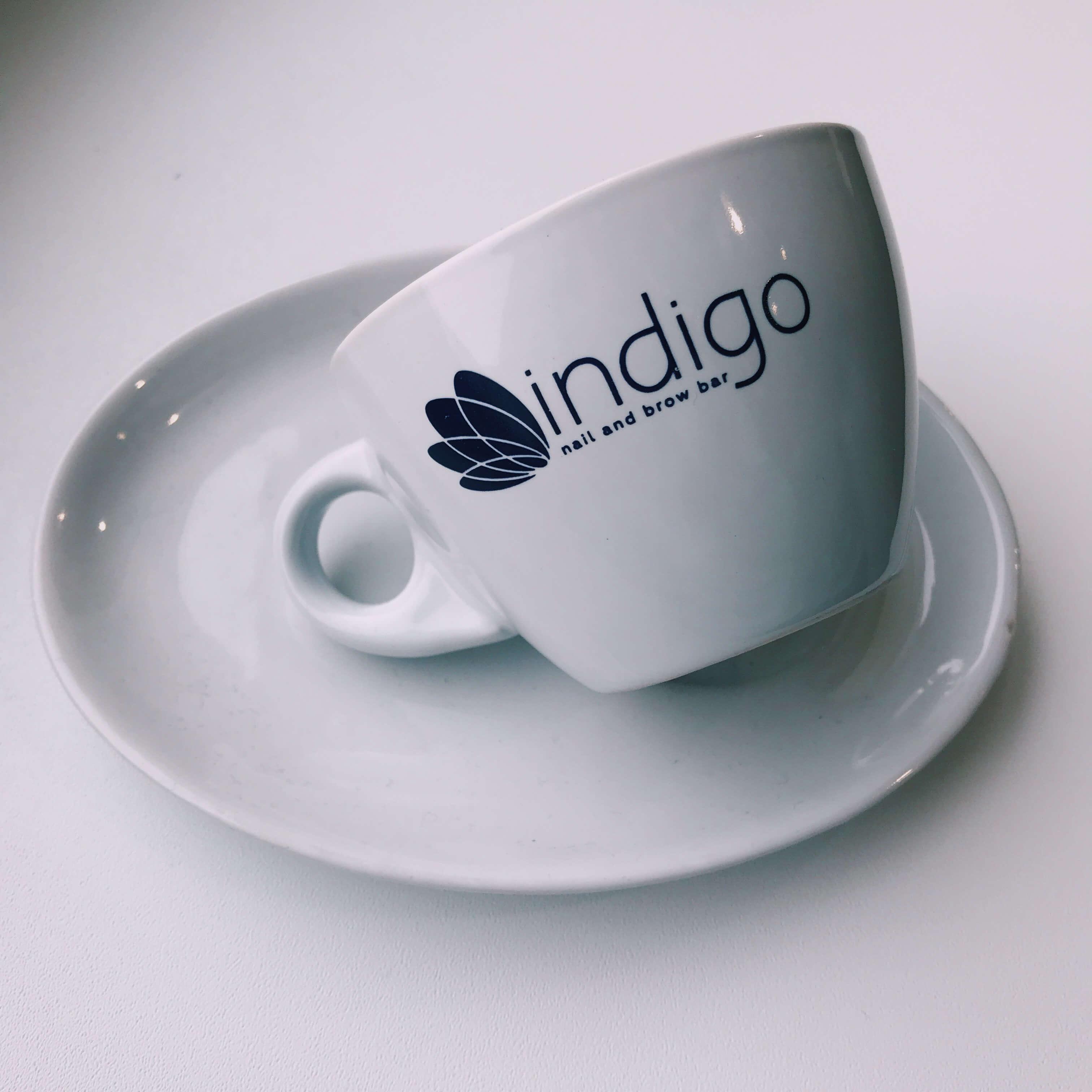 """Чашки для салону краси """"indigo"""""""