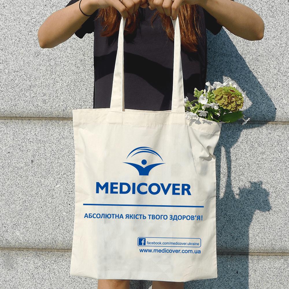 """ЕСО сумки для """"MEDICOVER"""""""