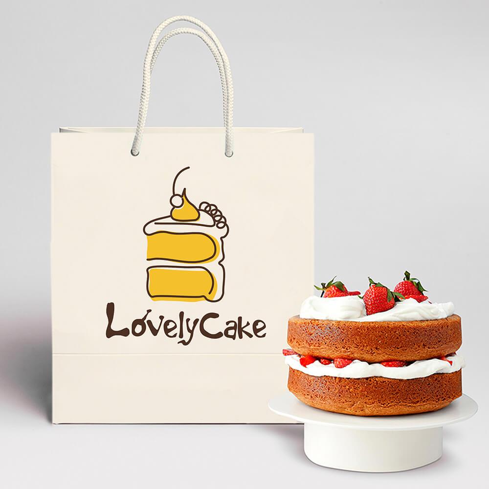 Логотип - LovelyCake