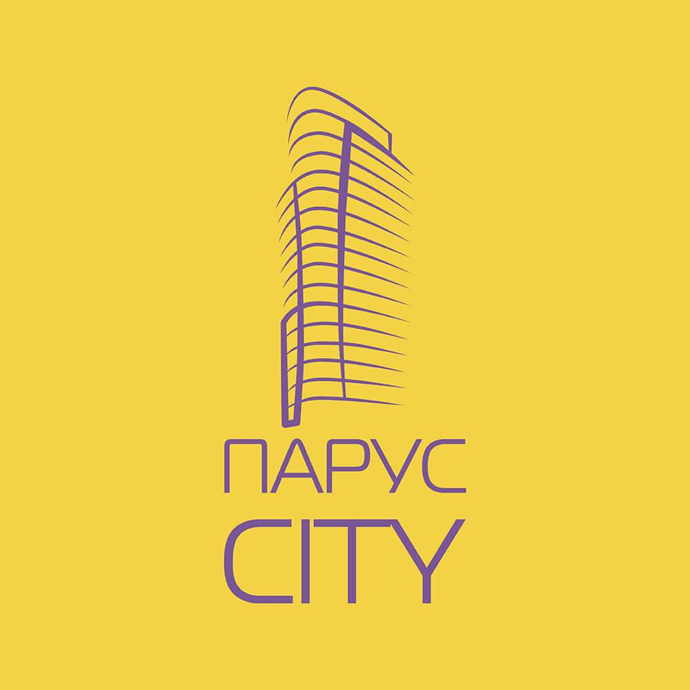 Логотип - ПАРУС CITY