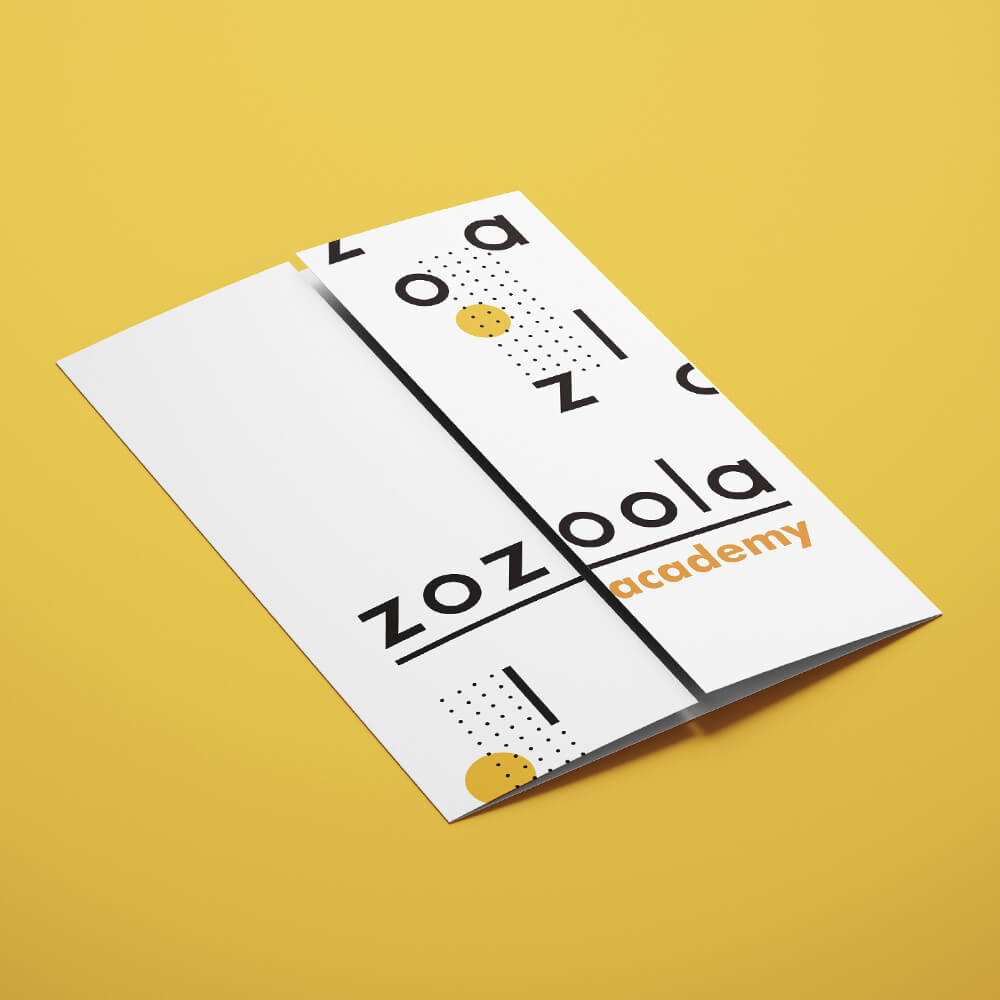 Дизайн брошури