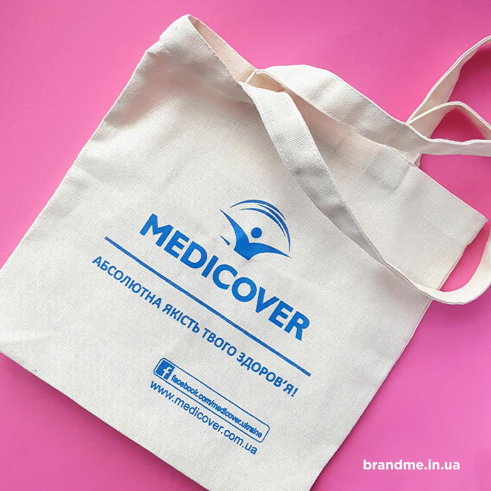 """Еко-сумки для компанії """"Medicover"""""""