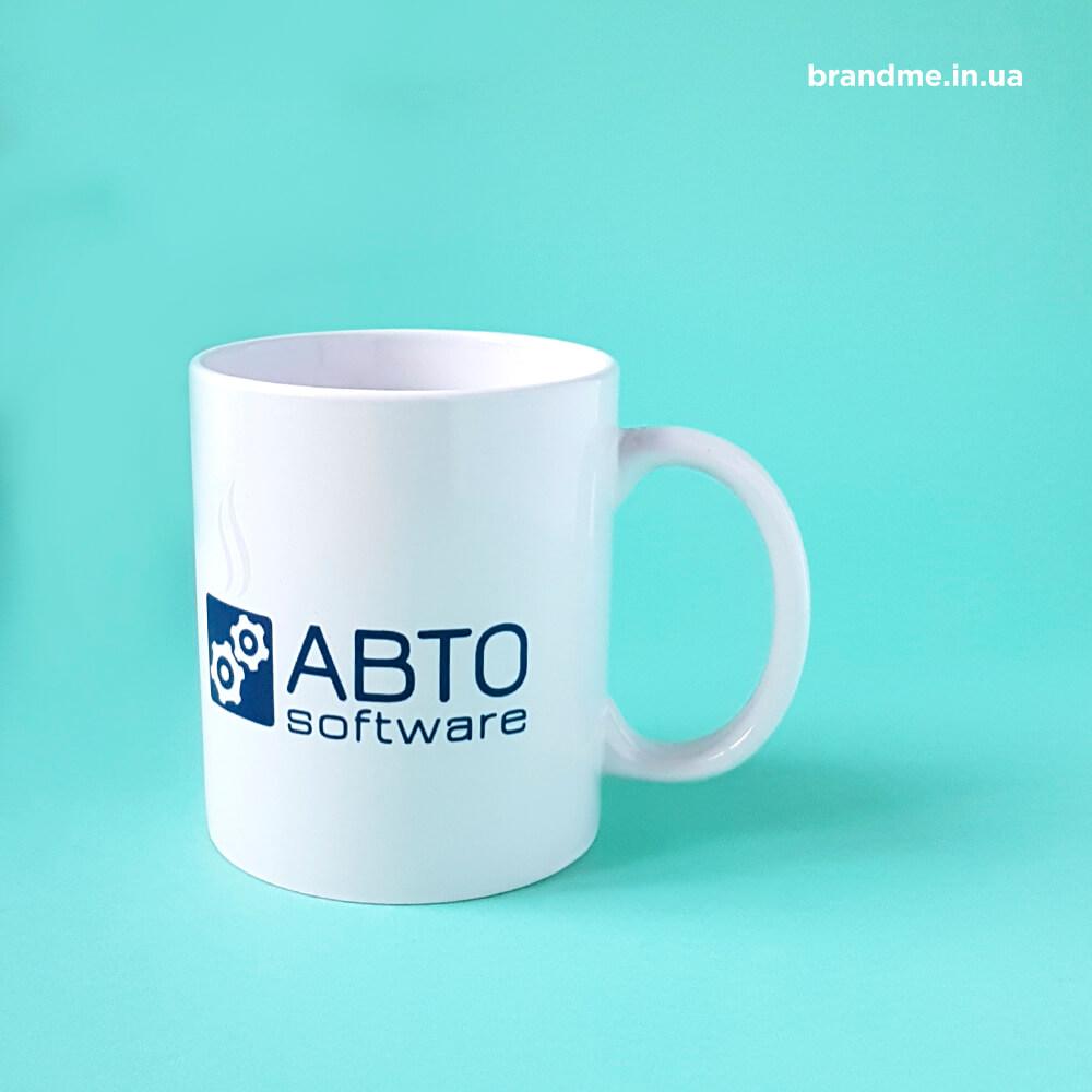 Чашки для компанії «АВТО Software»