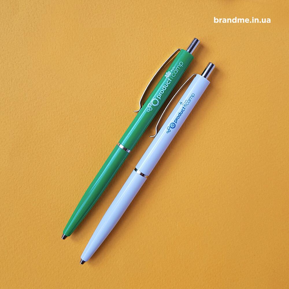 """Ручки с нанесением для """"Product camp"""""""
