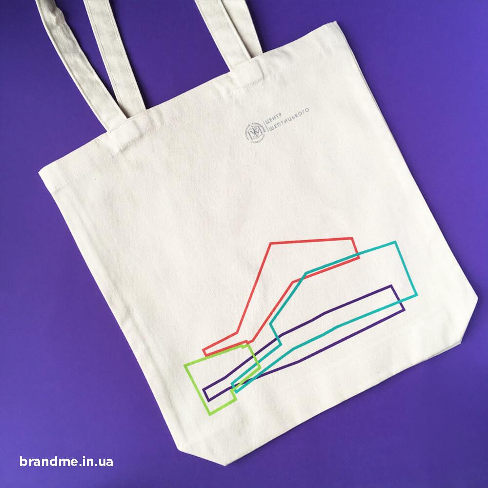 "Друк на еко-сумках для ""УКУ"""