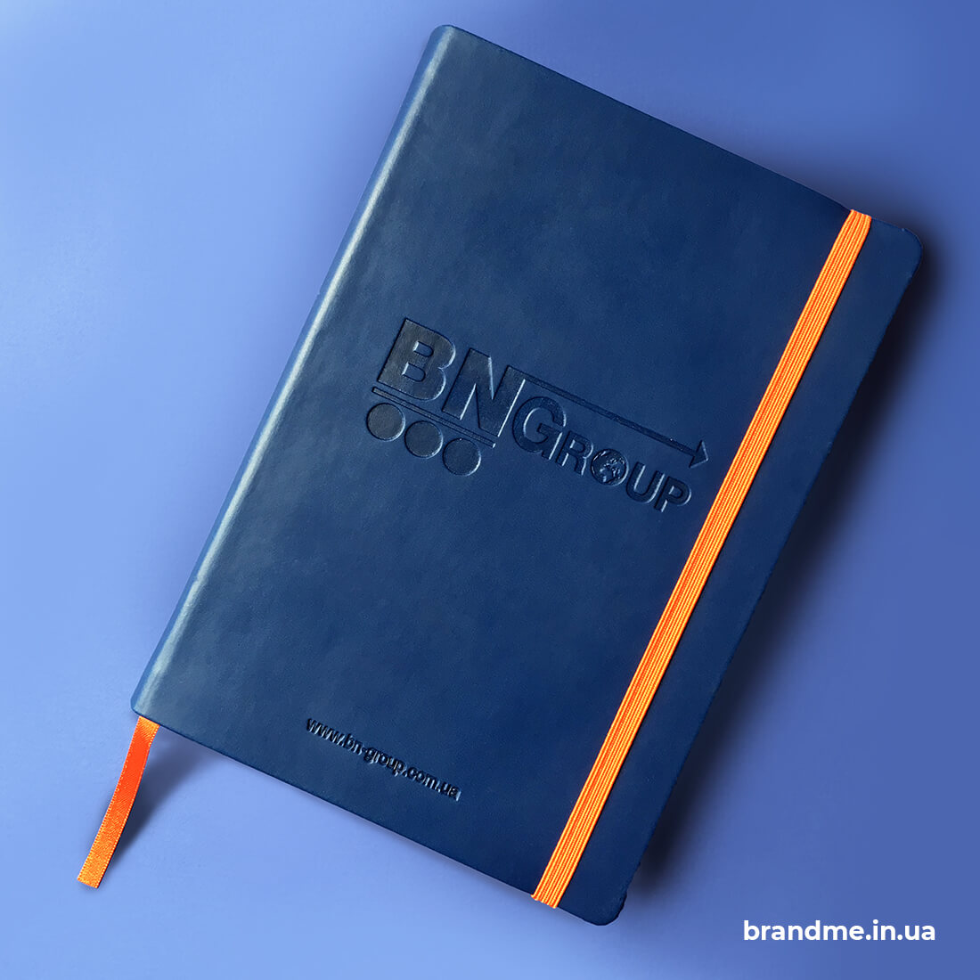 """Індивідуальні щоденники для компанії """"BN Group"""""""