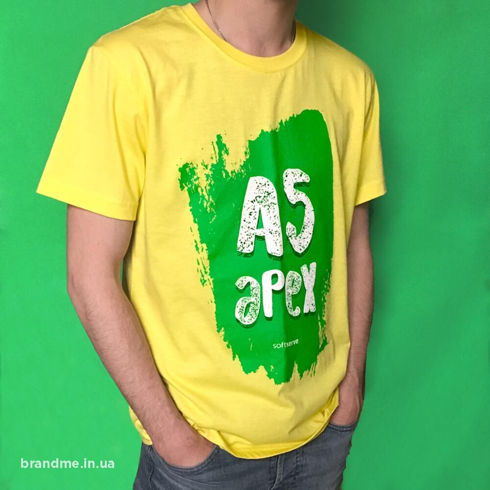 Классные принты на футболках