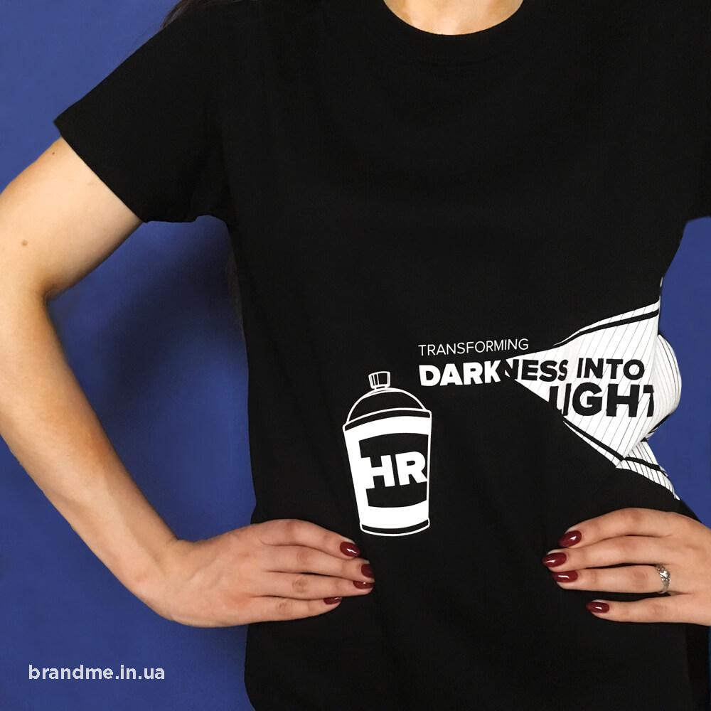 Друк футболок на корпоративне свято