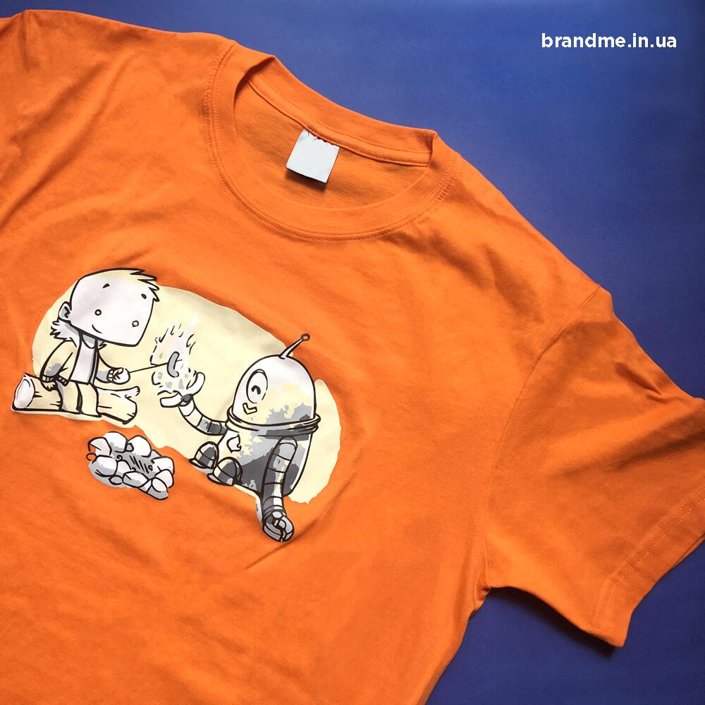 Друк на футболках для інноваційної компанії Newfire Partners