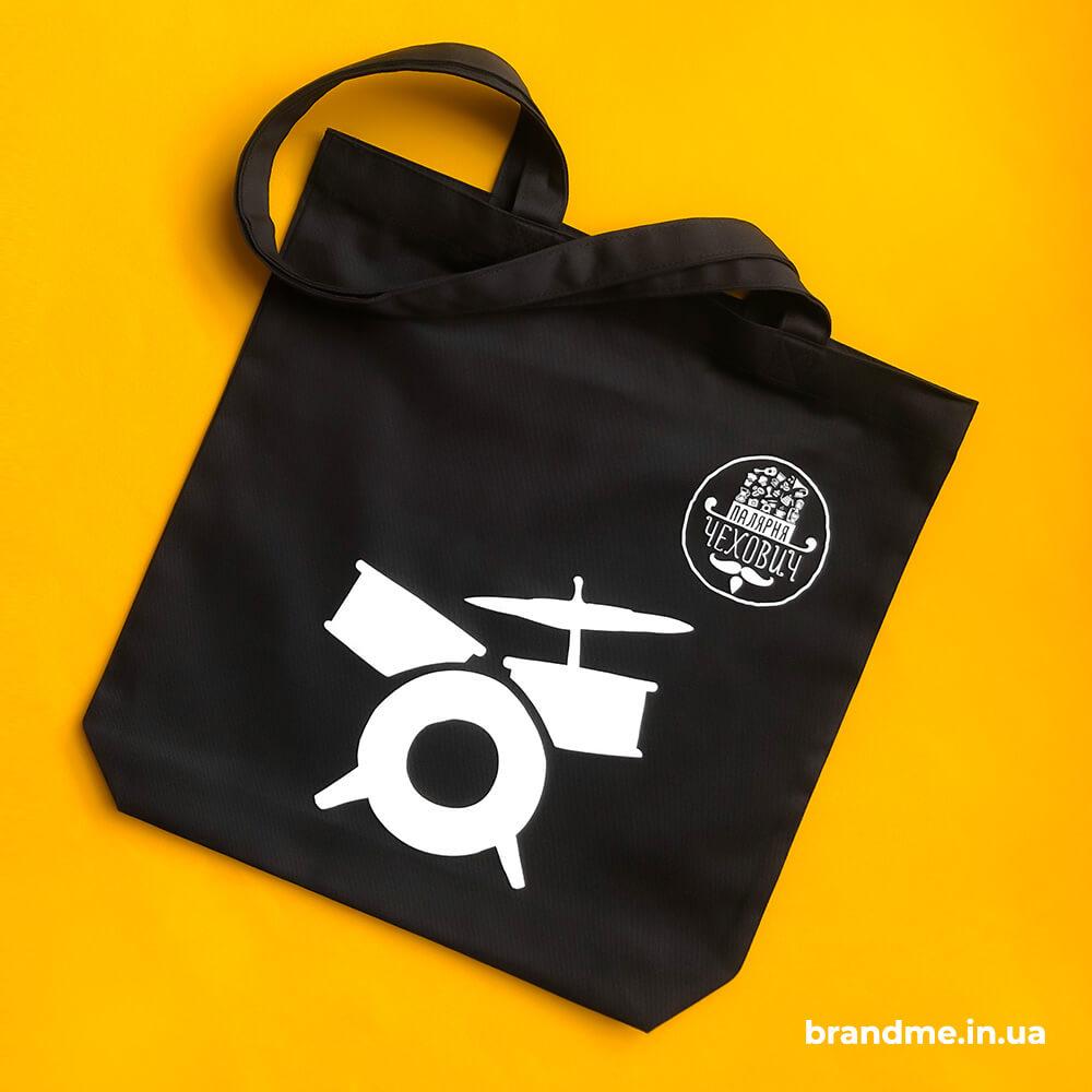 Еко-сумка для Палярня Чехович / Chehovych Roastery