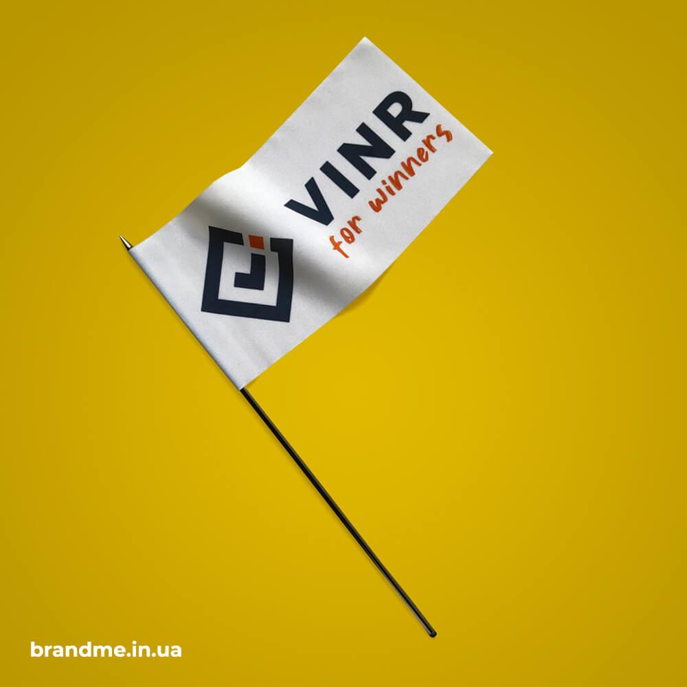"""Корпоративні прапорці для компанії """"ViNR"""""""