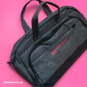 Дорожные сумки с логотипом для компании