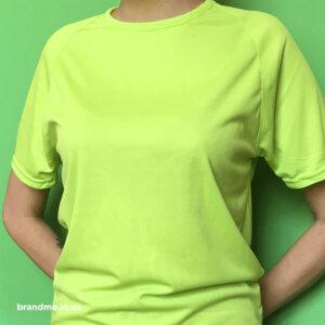 Яркие женские футболки для спорта