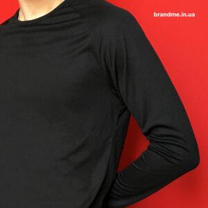 Чоловічі футболки для спорту на довгий рукав