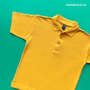 Дитячі футболки-поло