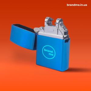 USB-зажигалка в прочном, металлическом корпусе