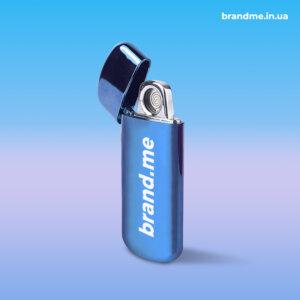 USB-зажигалка в металлическом корпусе и с мощным аккумулятором