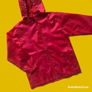 Детская куртка-ветровка под нанесение логотипа