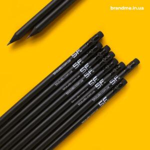 Брендовані олівці для архітектурно-проектної компанії 5F studio
