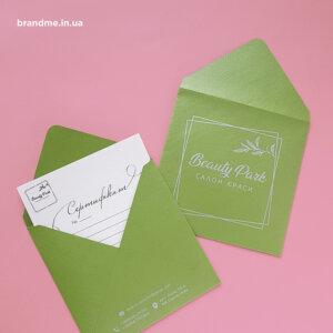 Изготовление сертификатов для салона красоты