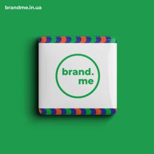 Виготовлення магнітів з логотипом