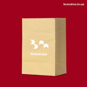 Пакети для випічки з друком логотипу
