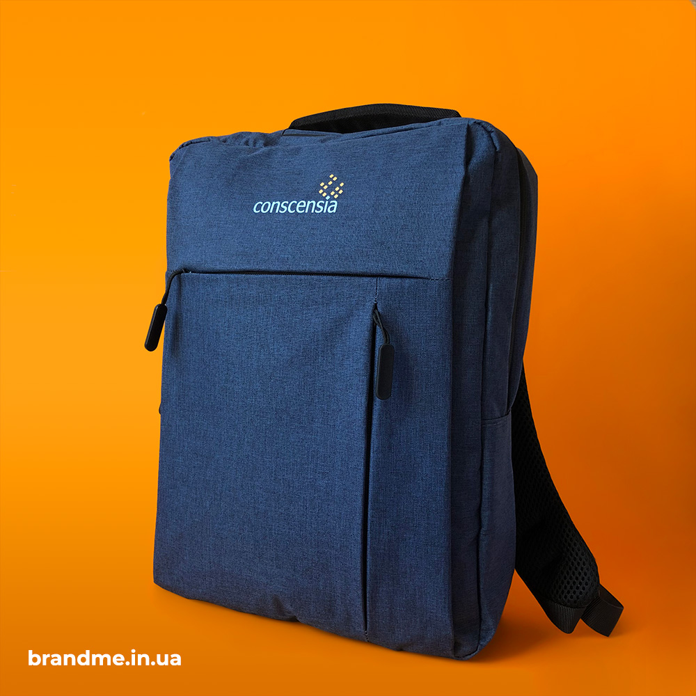 Рюкзак с логотипом для Conscensia