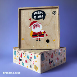 Изготовление подарочных коробок из фанеры на заказ