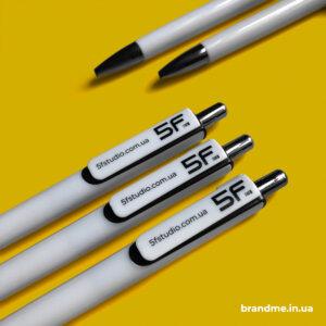 Брендовані ручки для архітектурно-проєктної компанії