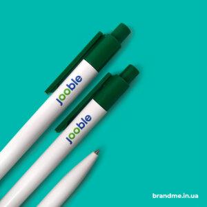 Ручки з друком логотипа для компанії