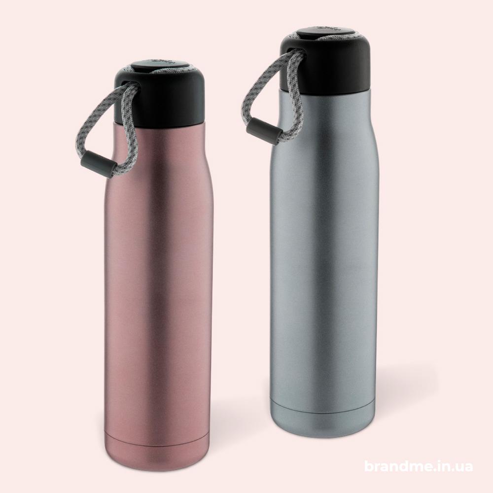 Вакуумные термобутылки с матовым покрытием