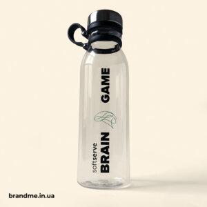 Спортивные бутылки с нанесением для ІТ-компании