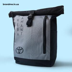 Рюкзаки з друком логотипа для Тойота Центр Львів