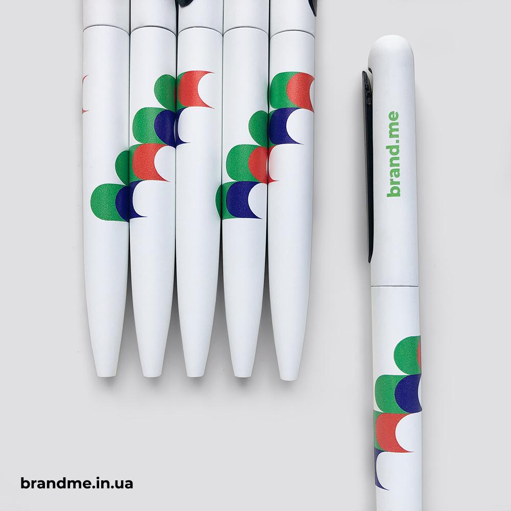 Круговая печать на ручках